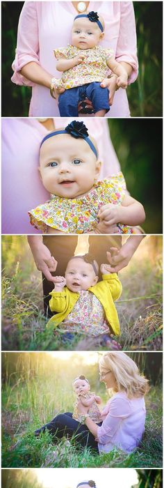 Family in a field 3 month pictures in the summer month poses months month portraits month old poses wichita baby photography wichita family
