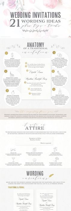20 popular wedding invitation wording diy templates ideas verses take a look at 12 amazing wedding invitation wording templates and examples in the photos below and get ideas for your wedding filmwisefo Gallery