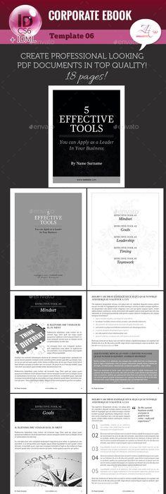 Creative (e)Book V-08 | Fitness programs, Body fitness and Template