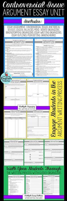 senior paper outline