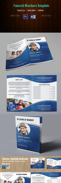 Funeral Memorial Templates Customizable Funeral Memorial Cards