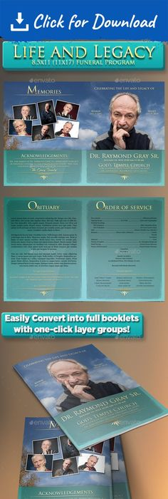Inside HalfFold Church Bulletin Completely Customizable To Fit