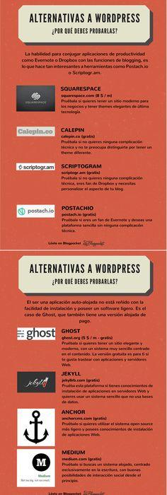 Consejos para elegir el tema perfecto para Wordpress #infografia ...