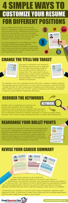 Top 9 Action Words for Your Resume that No Recruiter Can Resist - 9 resume mistakes to avoid