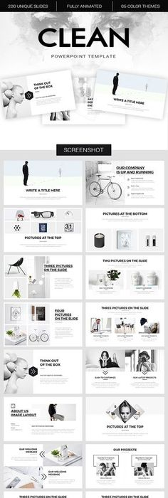 Business Powerpoint Template | Business powerpoint templates ...