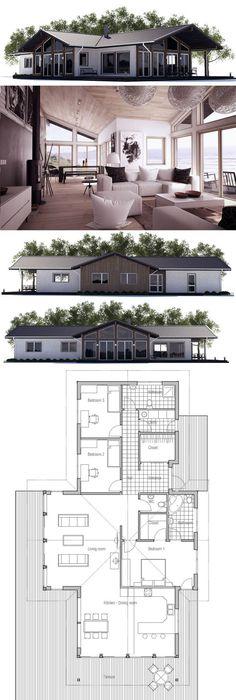 Floor Plan Namukai Pinterest House, Architecture and Tiny houses