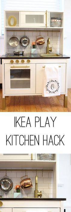 Ikea Hacks die 10 schönsten Kinderküchen Dětské pokojíčky, Minis