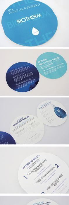 Mini Design Dior Face Brochure Your Small Business Graphic