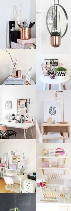 New White Desks Tumblr