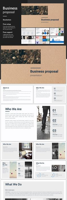 Project Proposal  Powerpoint Template  Project Proposal Proposals