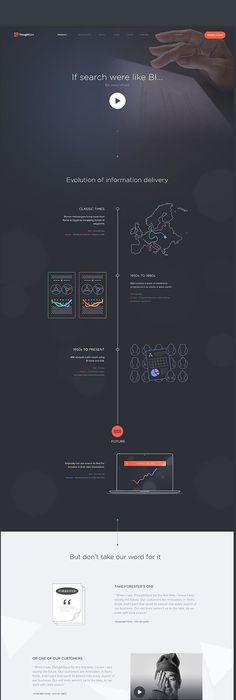 Pin by Arvo on UI & Web design inspiration / Web / Design / Ideas ...