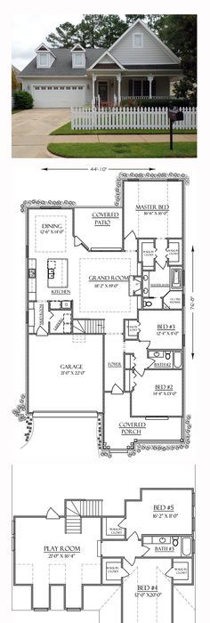 House Plan 74755 finally one I wouldn\u0027t change structurally Just