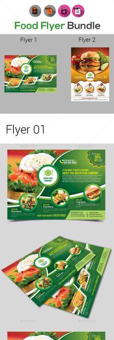 Burgaroo Restaurant Flyer Template Psd Template Food Menu