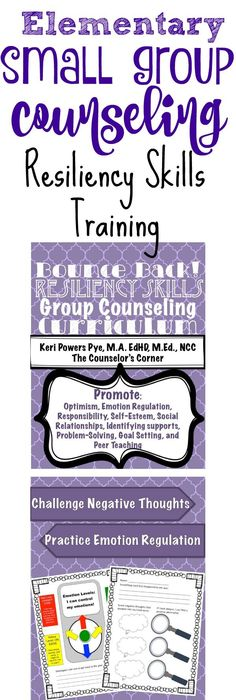 Week Group Counseling Attendance Lessons  Group Counseling