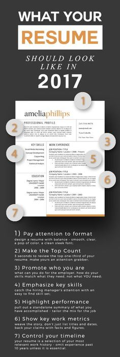 How To Make A Resume Stand Out Can Beautiful Design Make Your Resume Stand Out  Tutorials Media .