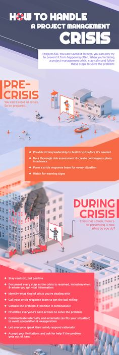 Step Crisis Management Plan  Infographic Management And