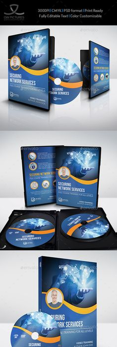 Corporate Dvd Cover And Label Template Vol  Label Templates