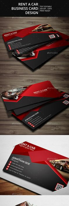 18 dj business cards free psd eps ai indesign word pdf rent a car business card templatesbusiness cardsprint reheart Gallery