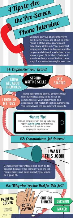 Have A Phone Interview Coming Up? Hereu0027s Some Tips To Make The Best  Impression.