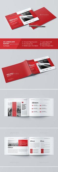 Booklet Brochure Template   Layout Design   Pinterest   Brochure ...