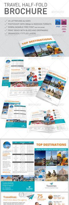 Luxury Travel Brochure  Affair Travel  Creative Lab  Brochure