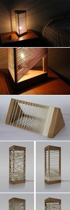 String lamp led stripe possible