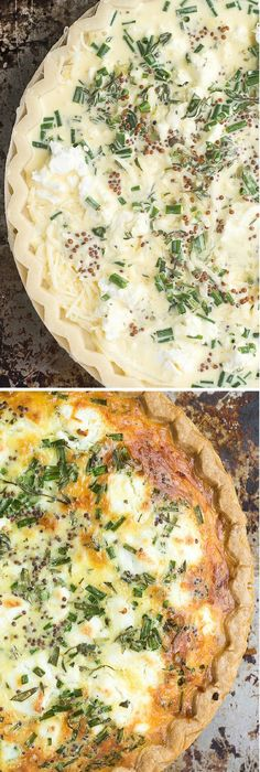 Sweet onion and herb quiche is the perfect light summer meal sweet onion and herb quiche might just be the perfect recipe easy to prep forumfinder Image collections