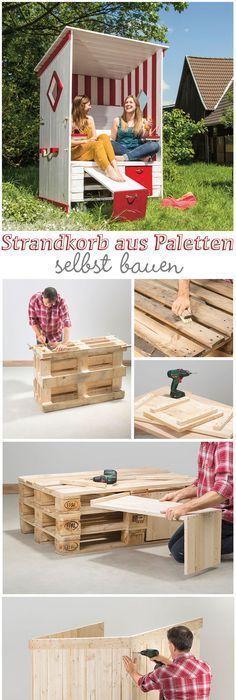 alpenstrandkorb der bayerische strandkorb die idee basteln pinterest strandkorb. Black Bedroom Furniture Sets. Home Design Ideas