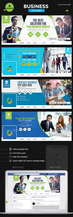 Business facebook covers 5 designs facebook cover template business facebook covers 5 designs facebook cover template template and facebook accmission Images