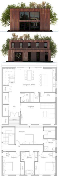 Classique, Champêtre W2853 Maison Laprise - Maisons pré-usinées