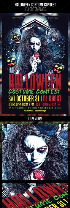 Halloween party flyer DOWNLOAD at   wordexceltemplatesorg