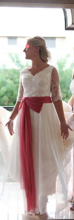 Nuevo vestido publicado! vestido y abrigo novia ¡por sólo 995 ...