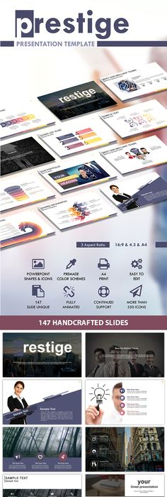 Wix  Presentation Template  Presentation Templates Template And