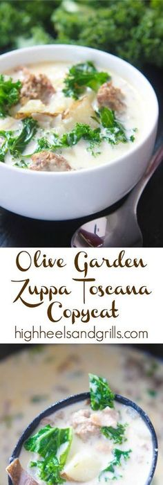 Olive Garden Italian Wedding Soup | Recipe | Wedding soup ...