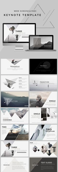 Creative facebook timeline cover timeline covers facebook buy triangle clean trend keynote template by on graphicriver general description screen size free font used 60 unique slides creative slides easy toneelgroepblik Choice Image