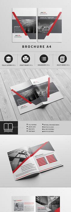 Driving School Bifold / Halffold Brochure Template PSD, Vector EPS