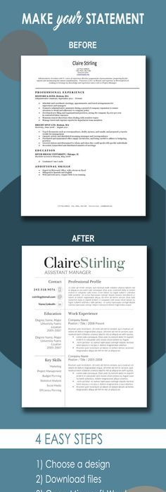 Completely Transform Your Resume For  With A Professionally