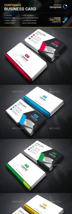 Corporate business card bundle templates psd download here http corporate business card bundle templates psd download here httpgraphicriveritemcorporate business card bundle16715160refksioks pinterest fbccfo Choice Image