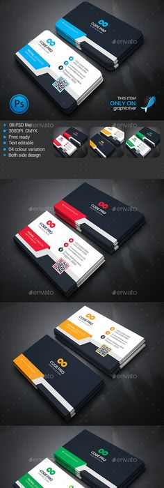 Corporate business card corporate business business cards and corporate business card corporate business business cards and card templates reheart Gallery