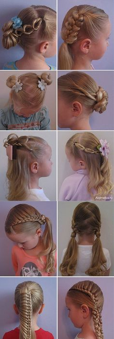 childrens haircuts pictures 5 fast easy hairstyles for low updo updo 5110 | 5110e96d8ab740a9846dc09f3da69c3c hairstyles for girls short hair