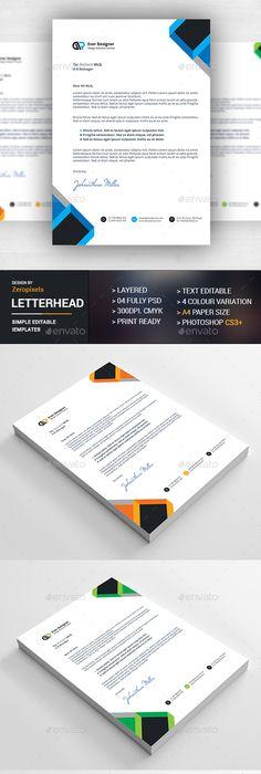 Letterhead Design Elements  Google Search  Design Elements
