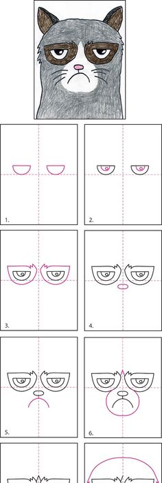Kids House Drawing: Step By Step House Drawing…try It!