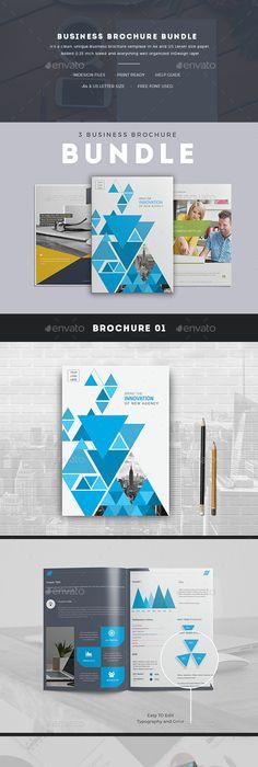 Brochure | Brochures, Brochure template and Template