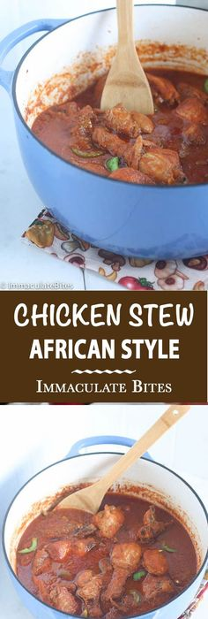 Afra or dibi a west african street food recipe street food african chicken stew a stew like no other easy aromatic and flavorful forumfinder Image collections