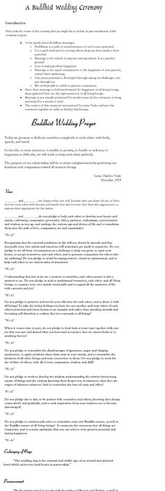 Sample Notary Wedding Ceremony Love These Wedding Vows For The