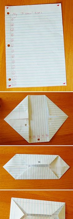 Remember How To Fold A Note This Gal Does IM So Glad I Found