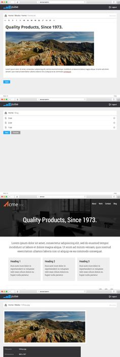 Construction HTML/CSS Template. Bootstrap Templates   Bootstrap ...