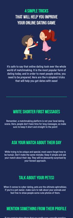 How to approach people online dating