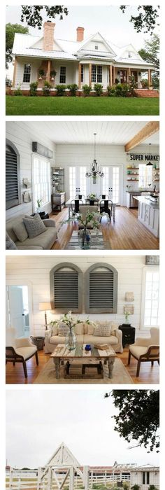 If You Love Chip And Joanna Gaines As Much As Us Seeing Glimpses Of Their Stunning Farmhouse On Hgtvs Fixer Upper Has Left You Wanting More