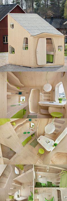 KarTent u2013 Des tentes en carton conçues spécialement pour les